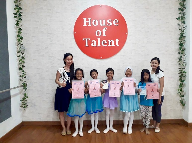 House of Talent